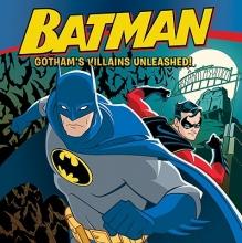 Sazaklis, John Gotham`s Villains Unleashed!