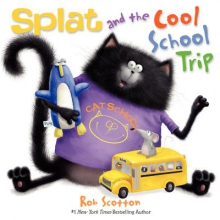 Scotton, Rob Splat and the Cool School Trip