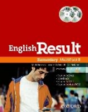 English Result Elementary. Multipack B