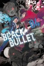 Kanzaki, Shiden Black Bullet, Vol. 4 (Manga)