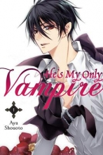 Shouoto, Aya He`s My Only Vampire, Volume 1