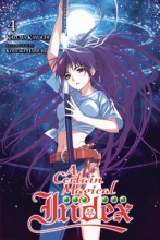 Kamachi, Kazuma A Certain Magical Index the Novel 4
