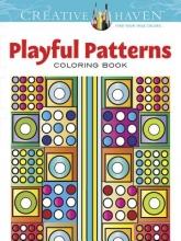Susan Bloomenstein Creative Haven Playful Patterns Coloring Book