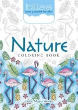 Jessica Mazurkiewicz BLISS Nature Coloring Book