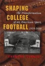 Schmidt, Raymond Shaping College Football