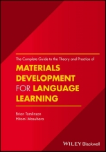 Brian Tomlinson,   Dr Hitomi Masuhara The Complete Guide to the Theory and Practice of Materials Development for Language Learning
