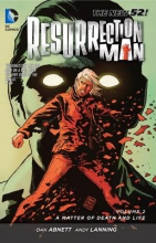 Abnett, Dan Resurrection Man Vol. 2