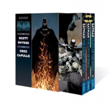 Snyder, Scott Batman 1-3