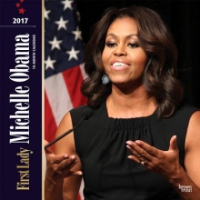 Browntrout Publishers, Inc First Lady Michelle Obama 2017 Square