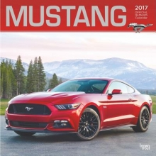 Browntrout Publishers, Inc Mustang 2017 Square