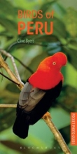 Clive Byers Birds of Peru