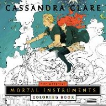 Clare, Cassandra The Mortal Instruments Coloring Book