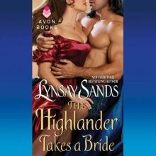 Sands, Lynsay The Highlander Takes a Bride