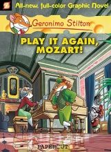 Stilton, Geronimo Geronimo Stilton 8