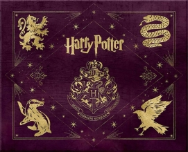 Insight Editions Harry Potter Hogwarts Deluxe Stationery Kit