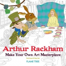 Arthur Rackham (Art Colouring Book)