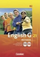 English G 21. Ausgabe B 2. Workbook mit e-Workbook und Audios Online