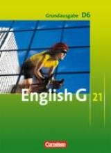 Lamsdale, Claire,   Harger, Laurence,   Cox, Roderick,   Abbey, Susan English G 21. Grundausgabe D 6. Schülerbuch
