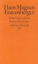 Enzensberger, Hans Magnus Einladung zu einem Poesie-Automaten