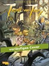 Mourier, Jean-Louis Troll von Troy 13: Der Krieg der Vielfrasse