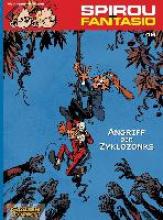 Yoann Spirou & Fantasio, Band 49: Angriff der Zyklozonks