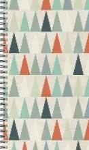 Taschenkalender Youngtimer Retro Pattern 2017