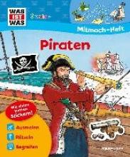 Marti, Tatjana Mitmach-Heft Piraten