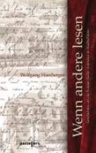 Hamberger, Wolfgang Wenn andere lesen