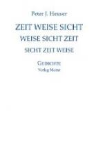 Heuser, Peter Zeit Weise Sicht
