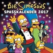 Groening, Matt Die Simpsons Wandkalender 2017