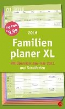 Familienplaner XL Basic 2016