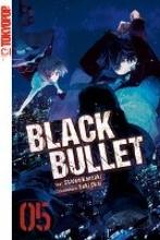 Kanzaki, Shiden Black Bullet - Novel 05