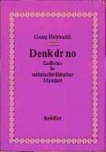 Holzwarth, Georg Denk dr no