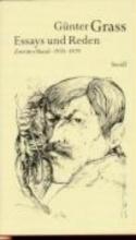 Grass, Günter Werkausgabe 15 Essays und Reden 2