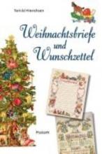 Hinrichsen, Torkild Weihnachtsbriefe und Wunschzettel