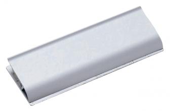 , Klemlijst MAUL 11.3x4cm aluminium zelfklevend