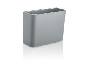 , Pennenbak M Sigel             voor glasborden van 3 tot 5mm                               licht grijs 120x94x51mm