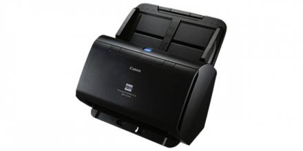 , Scanner Canon DR-C240 zwart