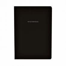 , Notitieboek Quattro Colori original A5 zwart