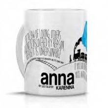 Anna Karenina (mug)