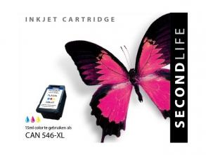 , Cartridge SecondLife Canon CL 546 XL Color