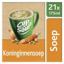 , Cup-a-soup koninginnesoep 21 zakjes