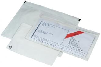 , Paklijstenvelop zelfklevend onbedrukt 240x110x25mm 250stuks