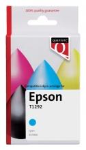 , Inktcartridge Quantore Epson T129240 blauw