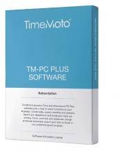 , TimeMoto TM-PC PLUS planningssoftware