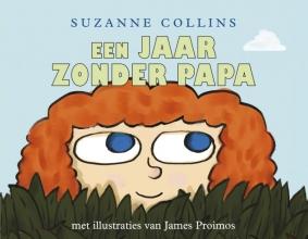 Suzanne  Collins Een jaar zonder papa