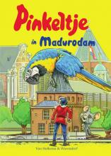 Dick Laan , Pinkeltje in Madurodam