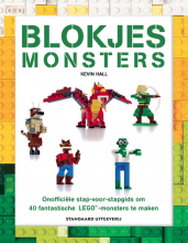 Kevin  Hall Blokjes monsters