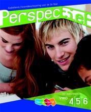 Maxine Hering Désiré Brokerhof  Hilde van Halm, Perspectief 2e fase 2e editie 4/5/6 vwo Leer-opdrachtenboek 4/5/6 vwo leer-opdrachtenboek