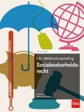 , Sdu Wettenverzameling Socialezekerheidsrecht 2020